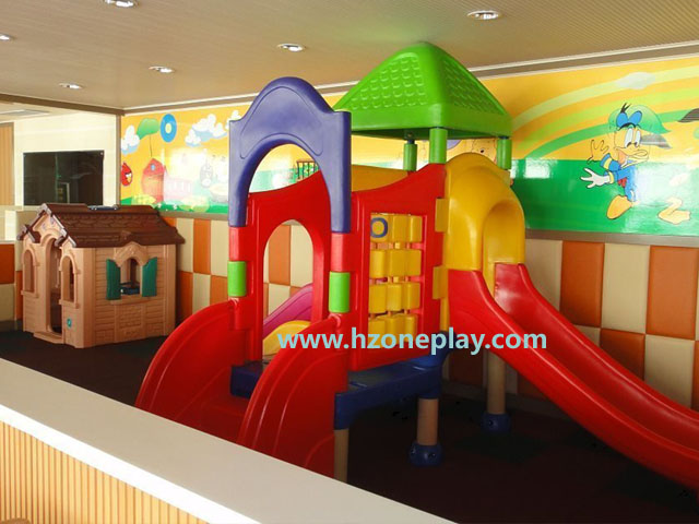 Kids Play Corner For Restaurant And Fast Food Chains