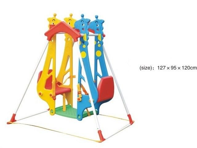 Plastic Swing Slide Sets Baby Swing Slides Easy Assembled Baby