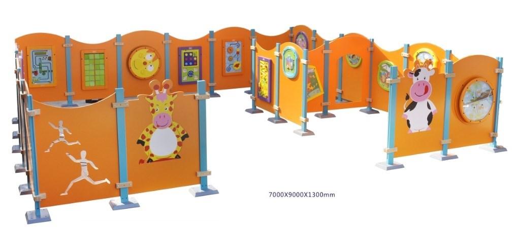 Interactive Wall Panels