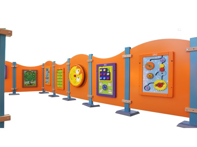Children Educational Toys Amp Games Wall Play Panel