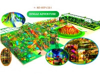Huge Jungle Adventure Indoor Play Ground Park
